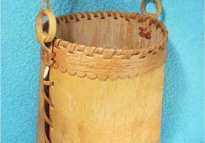 Birch Bark Berry Basket Russian Handmade Art Birch Bark Berry Basket Bag Tuesok