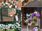Bodas Civiles Sencillas En Casa 2017 Wedding Trends 36 Perfect Rustic Wood themed Wedding Ideas