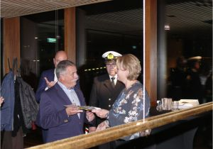 Boman Kemp Window Well Covers Ss Rotterdam Captains Club A Captains Club Bezoekt Hotel Jakarta