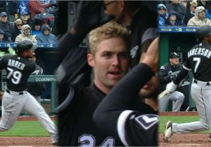Boman Kemp Window Well Covers White sox Hit Six Homers In Opening Day Win Mlb Com