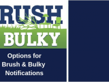 Brush and Bulky Schedule Tucson Options for Brush Bulky Notifications Official Website