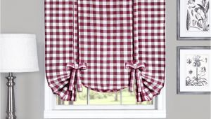Buffalo Check Curtains Walmart Buffalo Check Curtain Panel Available In Multiple Sizes