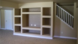 Built In Entertainment Center Plans with Drywall Custom Drywall Entertainment Centers Built In Entertainment Center