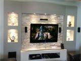 Built In Entertainment Center Plans with Drywall Innovacia N Tv Unit My Own Projects Living Room Room Living