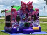 Busy Bee Party Rentals Minnie Mouse Bounce House Busy Bee Party Rentals