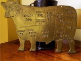 Butcher Shop In Mesa Az Vintage butcher S Shop Advertising Brass Hog Pig with Meat Cuts 12