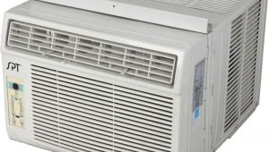 C C Heating and Air Conditioning 10 000 Btu Window Ac Unit 400 Sqft Air Conditioning
