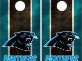 Carolina Panthers Cornhole Boards Carolina Panthers Cornhole Board Decal Wrap Wraps Ebay