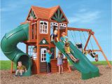 Cedar Summit Spring Valley Deluxe Playset Cedar Summit Valleyview Deluxe Playset Do It Yourself Ebay