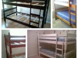 Cheap Mattresses In Albuquerque White Twin Twin All Wood Bunk Bed Set In Mmidesigns Garage Sale