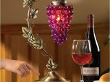Cheap Wine and Grapes Kitchen Decor Mala Stolni Lampa Lampy Pinterest