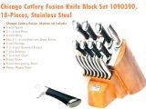 Chicago Cutlery Insignia Cafe Reviews Chicago Cutlery Insignia 18 Pc Cutlery Set Cutlery Piece