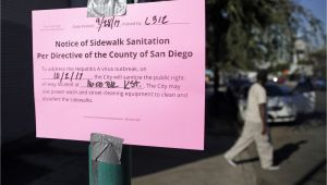 Chimney Sweep San Diego State Audit Slams San Diego Response to Hepatitis A Outbreak Wtop