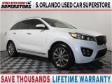 City Kia orange Blossom Trail orlando Fl Pre Owned 2016 Kia sorento Sxl 4d Sport Utility In orlando Bt148506