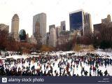 City Park Manhattan Ks Ice Skating tourists Skating In Ice Rink Wollman Skating Rink