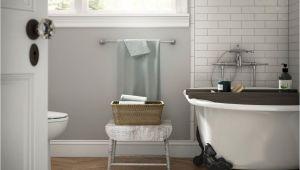 Clawfoot Tub Bathroom Ideas Create A Spa Like Bathroom with soft Gray Walls A Clawfoot Tub
