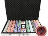 Clay Poker Chip Sets 1000 1000 14g Ultimate Casino Table Clay Poker Chips Set Custom