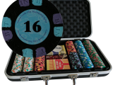 Clay Poker Chip Sets for Sale 300pc Pure Clay Casino Quality Poker Chip Set