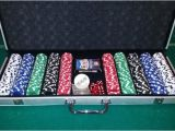 Clay Poker Chip Sets for Sale Poker Table and Clay Chip Set for Sale In Irishtown