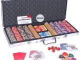 Clay Poker Chip Sets Uk Casinoite Monte Carlo Clay Poker Chip Set 500 toy Monte
