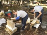Coastal Carpet Cleaning Brunswick Ga Study Of Local Historic Cemetery Takes Modern Technology Local