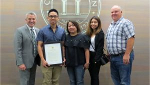 College Of Marin Community Education Board Commends Nursing Student Mario Monte for Heroism During Tubbs