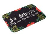 Come Back with Tacos Doormat Amazon Com Hui Shop Fo Shizzle Welcome to Our Hizzle Cool