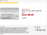 Comenity Bank Pre Approval Cards Expired Staples Fee Free 200 Visa Gift Cards In Store 9 2 9 8