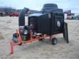 Commercial Leaf Vacuum Trailer Dr Commercial Leaf and Lawn Vacuum Trailer