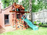 Compact Swing Sets Small Yards Sweet Small Yard Swing Set solution