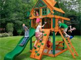 Compact Swing Sets Small Yards Swing Sets for Small Yards the Backyard Site