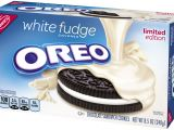 Cookie Delivery Bryan College Station oreo White Fudge Covered Chocolate Sandwich Cookies 8 5 Oz