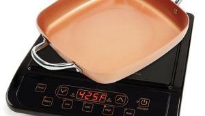 Copper Chef Pro Reviews Copper Chef Induction Cooktop Walmart Com