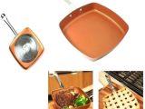 Copper Chef Pro Reviews Copper Pan Pro Reviews Square Copper Pan Pro Medium Size