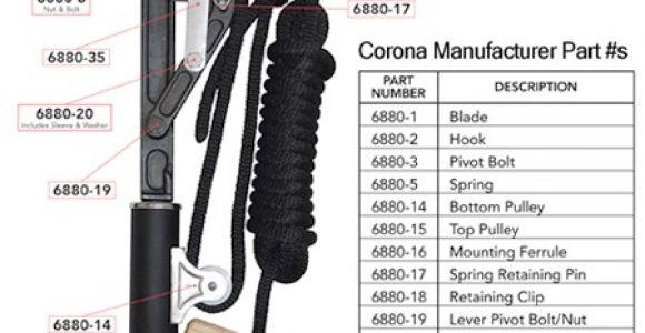 Corona Tree Pruner Replacement Parts Corona Bull Pruner Parts ordering