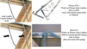 Counterbalance Arms for attic Ladders Counter Balance Arms for attic Ladders Bathroom Ideas