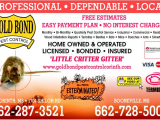 Critter Gitter Pest Control Inc Gold Bond Pest Control Inc Corinth Ms 38835 Yellowbook