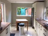 Cromarty Farrow and Ball Bathroom Kitchen Wall Colour In Daylight Farrow and Ball Cromarty with