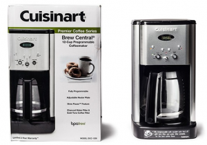 Cuisinart Coffee Maker Self Clean How to Clean Cuisinart Coffee Maker by Itself We Bring Ideas