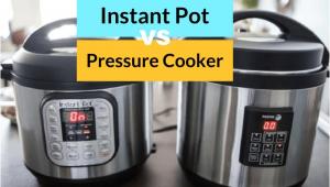 Cuisinart Pressure Cooker Vs Instant Pot Instant Pot Vs Pressure Cooker 2018 Review Pressure