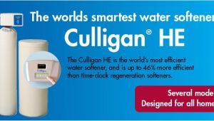 Culligan Water softener Rental Magnetic Water Treatment Devices 3rd Party Research