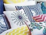 Cynthia Rowley Lattice Reversible Bedding Collection Cynthia Rowley Decorative Pillows Decor Love