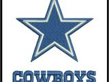 Dallas Cowboys Embroidery Design Dallas Cowboys Embroidery Design 4 Sizes Instant by