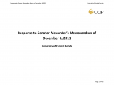 Daystar Carpet Cleaning Panama City Fl Response to Senator Alexander S Memorandum Of December 6 2011