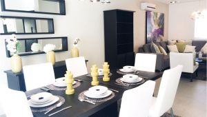 Decoraciones Para Salas Y Comedores Juntos Sala Comedor Moderno Contemporaneo Colores Chocolate Blanco Verde