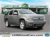 Diamond Brite Tahoe Blue Pre Owned 2008 Chevrolet Tahoe Ltz Sport Utility In Sandy B4363a