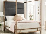 Different Types Of Four Poster Beds Gold Beds You Ll Love Wayfair