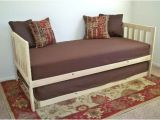 Diy Daybed with Trundle Mission Daybed with Trundle Diy Ideas Pinterest