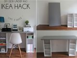 Diy Desk with File Cabinet Diy Desk Designs You Can Customize to Suit Your Style Diy Desk