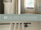Diy Drop Cloth Curtains with A Twist Diy Drop Cloth Curtains with A Twist 28 Images 20 Diy